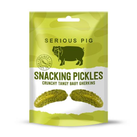 Serious Pig Snacking Pickles 40g